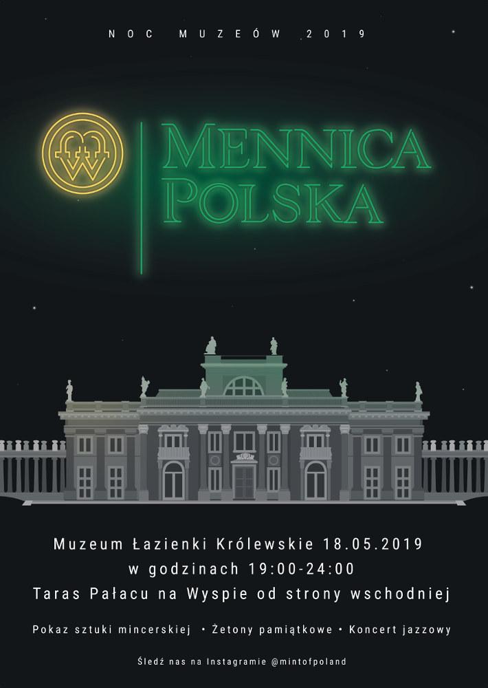 Warszawska Noc Muzeów Z Mennicą Polską